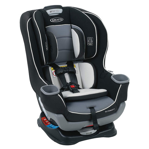 Graco Extend2Fit Convertible Car Seat - Gotham - Preggy Plus