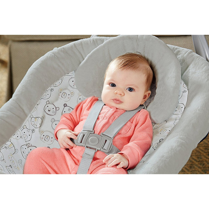 Graco Simple Sway Baby Swing, Teddy - Preggy Plus