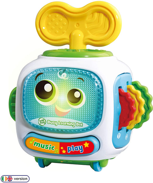 Leapfrog Busy Learning Bot Toy - Preggy Plus
