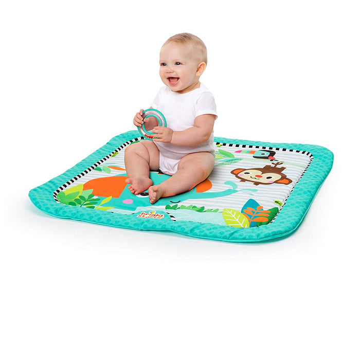 Bright Starts Zig Zag Safari, Activity Gym - Preggy Plus