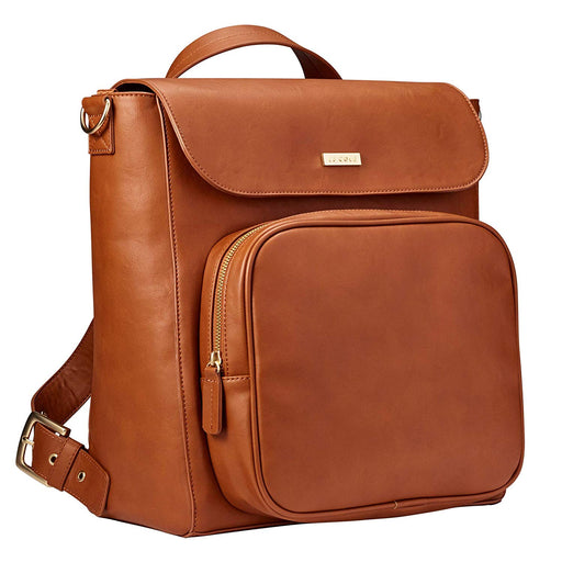 JJ Cole - Brookmont Diaper Bag, Cognac - Preggy Plus