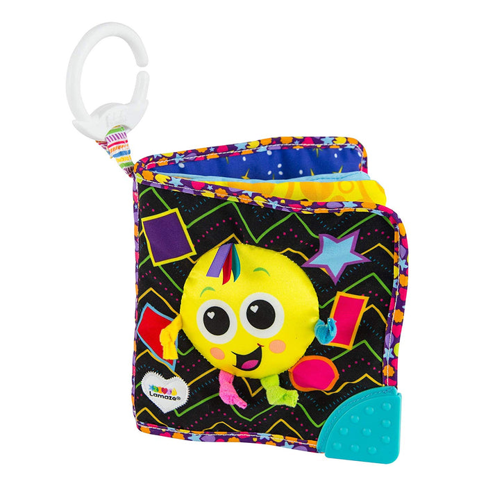 LAMAZE Fun with Shapes Soft Baby Book - Preggy Plus