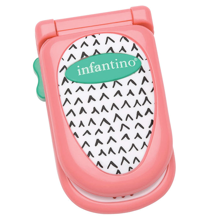 FLIP AND PEEK FUN PHONE™ PINK - Preggy Plus