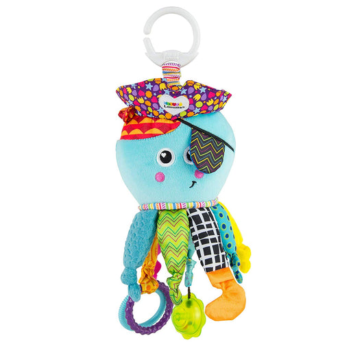 Lamaze Clip on Toy, Captain Calamari - Preggy Plus