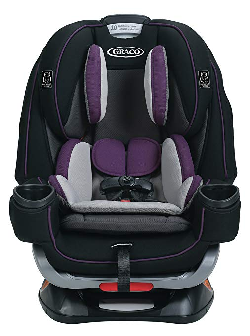 Graco 4Ever® Extend2Fit® 4-in-1 Car Seat, Jodie (4Ever & Extend2Fit in one!) - Preggy Plus