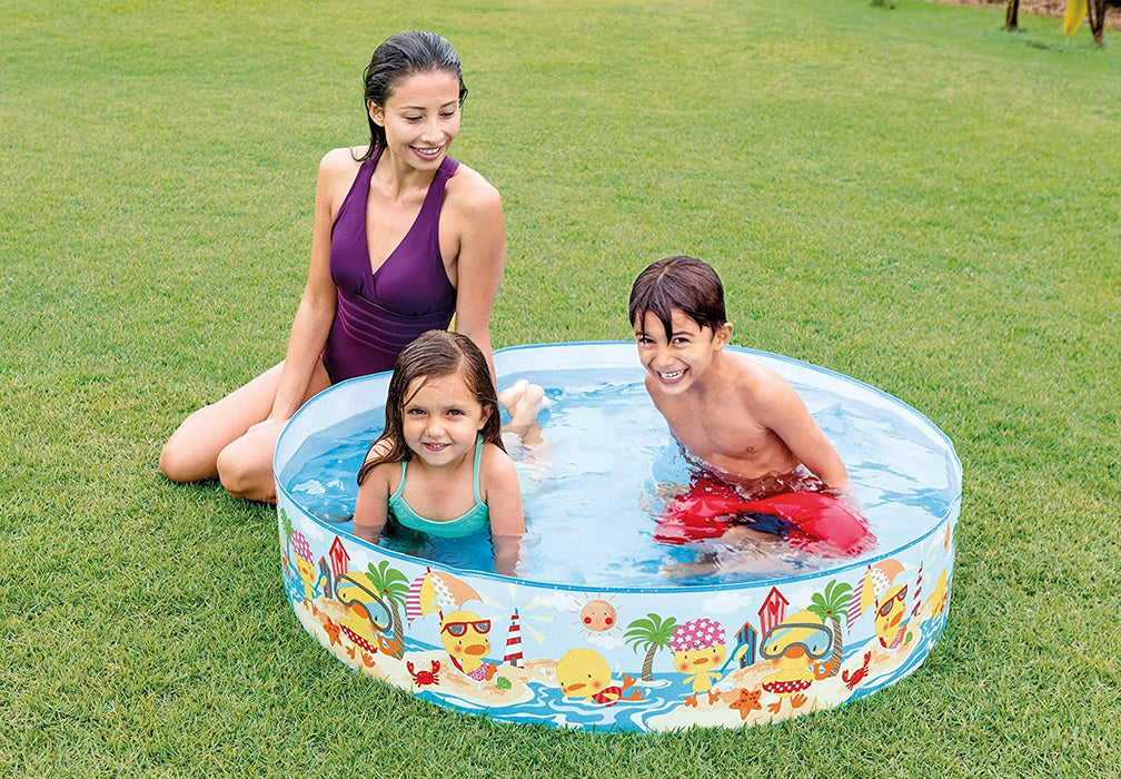 "Intex Duckling Snapset Pool 4' x 10"" - Preggy Plus"