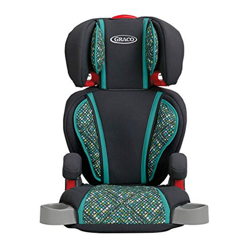 Graco Highback Turbo Booster Car Seat, Mosaic - Preggy Plus