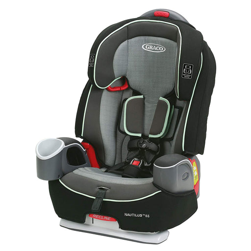 Graco Nautilus 65 3-in-1 Convertible Car Seat & Booster - Landry - Preggy Plus