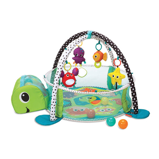 Infantino 3-in-1 Grow with me Activity Gym and Ball Pit - Preggy Plus