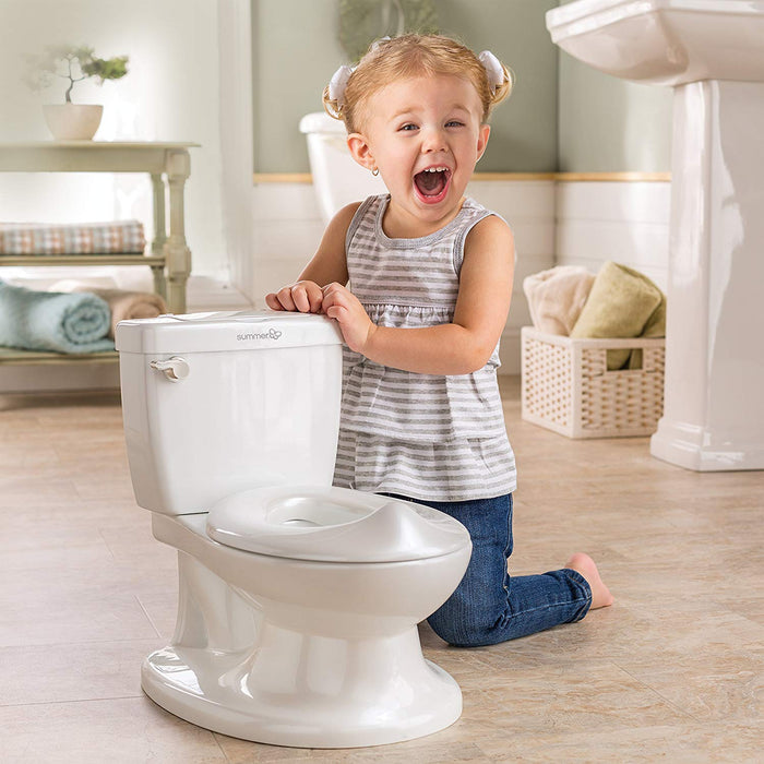 Summer Infant My Size Potty, White (11520) - Preggy Plus