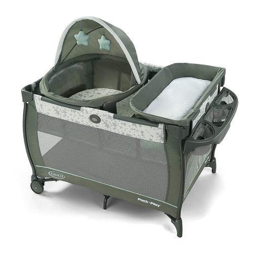 Graco Pack 'n Play Travel Dome Playard, Oskar - Preggy Plus