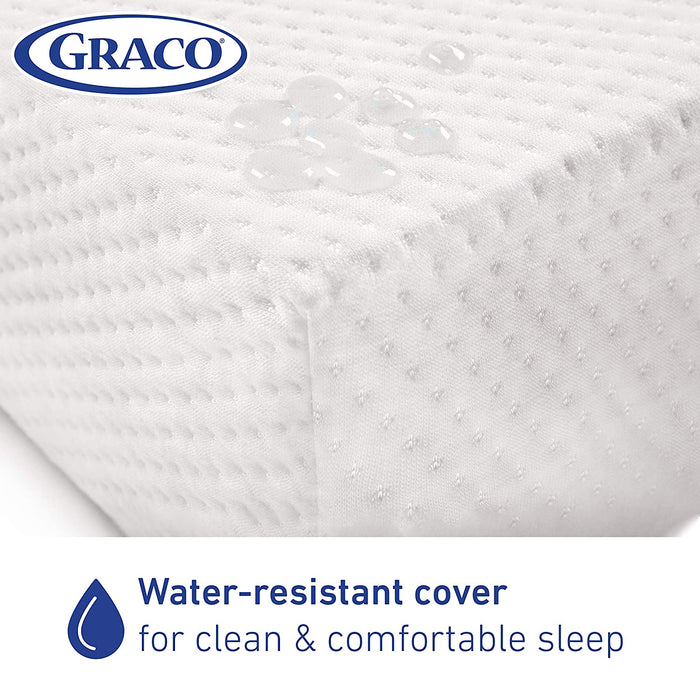 Graco Premium Foam Crib and Toddler Mattress - Preggy Plus