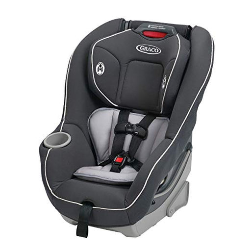 Graco (Newborn to Toddler) Contender 65 Convertible Car Seat - Glacier - Preggy Plus