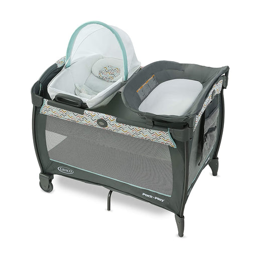 Graco Pack 'n Play Close2Baby Playard, Sorbet - Preggy Plus