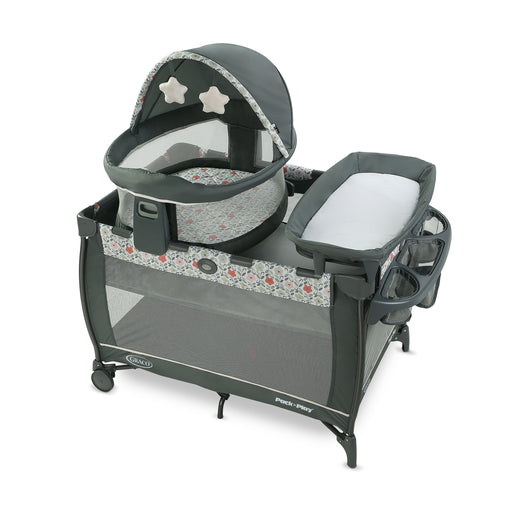 Graco Pack 'n Play Travel Dome LX Playard, Annie - Preggy Plus