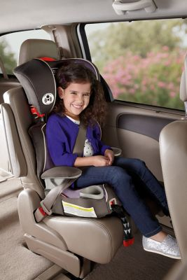 Graco Affix Youth High Back Booster Car Seat with Latch System, Atomic - Preggy Plus