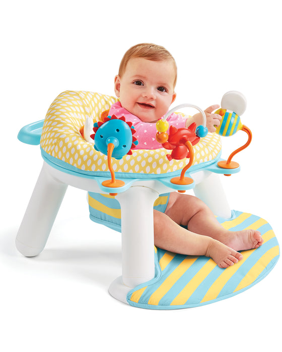 Skip Hop Explore and More 2-in-1 Floor Seat - Bee - Preggy Plus