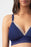 Hotmilk - Ambition Triangle Nursing Bra, Tanzanite - Preggy Plus