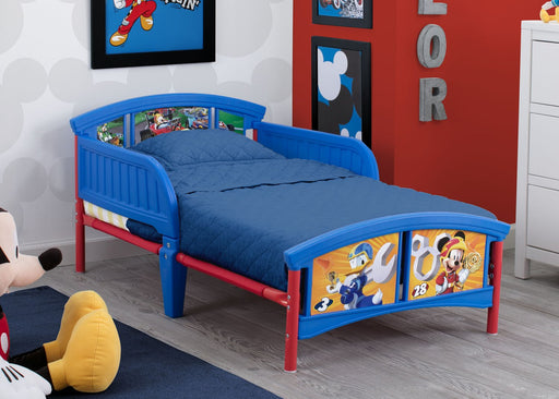 Delta Character Toddler Bed - Mickey Mouse - Preggy Plus
