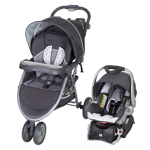 Baby Trend Sky View Travel System, Diamond Geo