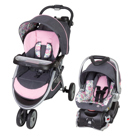 Baby Trend Sky View Travel System, Flora - Preggy Plus