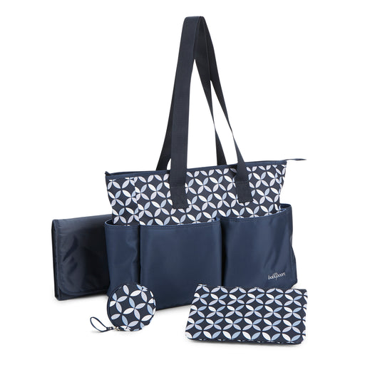 Bananafish 4PC Diaper Bag Set - Preggy Plus