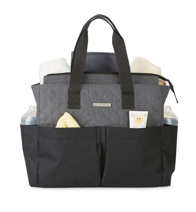 Bananafish Convertible (Tote & Backpack) Diaper Bag - Preggy Plus