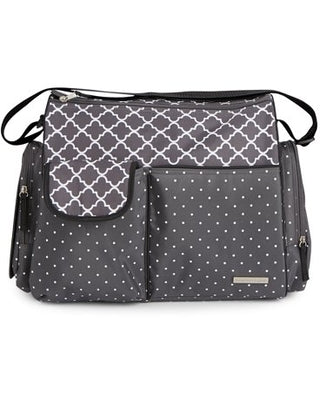 Bananafish Duffel Diaper Bag - Preggy Plus