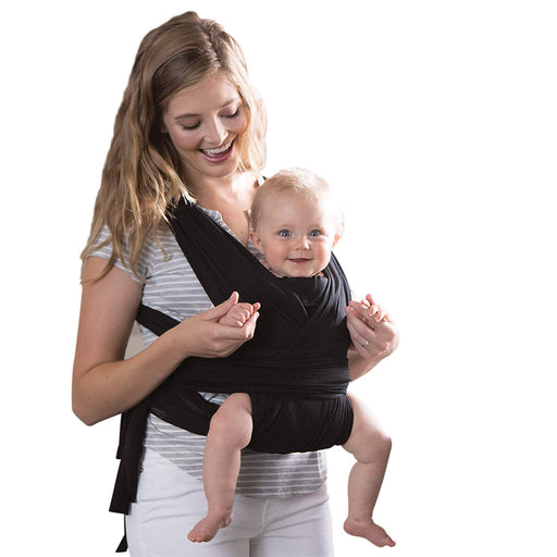 Boppy® ComfyFit® Baby Carrier, Black - Preggy Plus