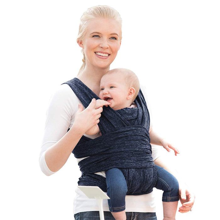 Boppy® ComfyFit® Baby Carrier, Midnight Blue - Preggy Plus