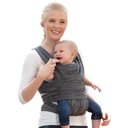 Boppy® ComfyFit® Baby Carrier, Heathered Gray