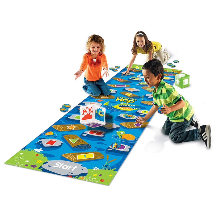 Learning Resources Crocodile Hop - a Floor Mat game - Preggy Plus