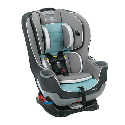 Graco Extend2Fit Convertible Car Seat - Spire - Preggy Plus