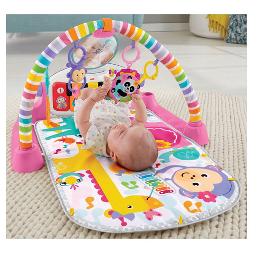 Fisher Price Deluxe Piano Activity Gym, Pink - Preggy Plus