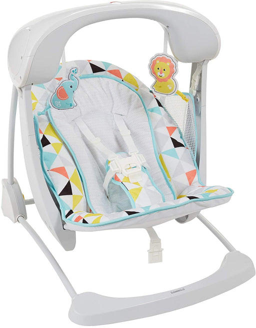 Fisher Price Take Along Swing and Seat, Triangles - Preggy Plus