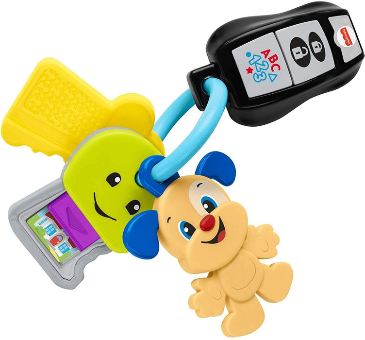 Fisher-Price® Laugh & Learn® Play & Go Keys - Preggy Plus