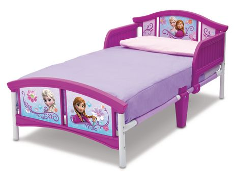 Delta Character Toddler Bed - Frozen - Preggy Plus