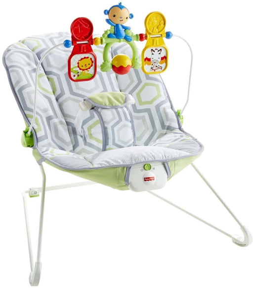 Fisher Price Baby's Bouncer - Geo Meadow - Preggy Plus