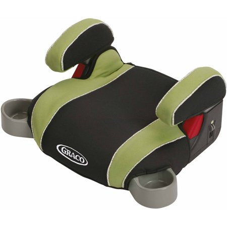 Graco Highback Turbo Booster Car Seat, Go Green - Preggy Plus