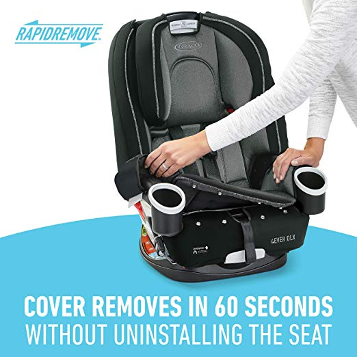 Graco All in One 4Ever DLX 4-in-1, Fairmont - Preggy Plus
