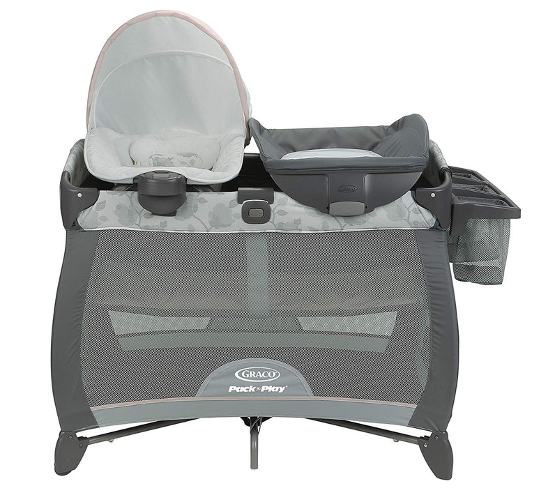 Graco Pack 'n Play® Quick Connect™ Portable Napper Deluxe Playard - Diana - Preggy Plus
