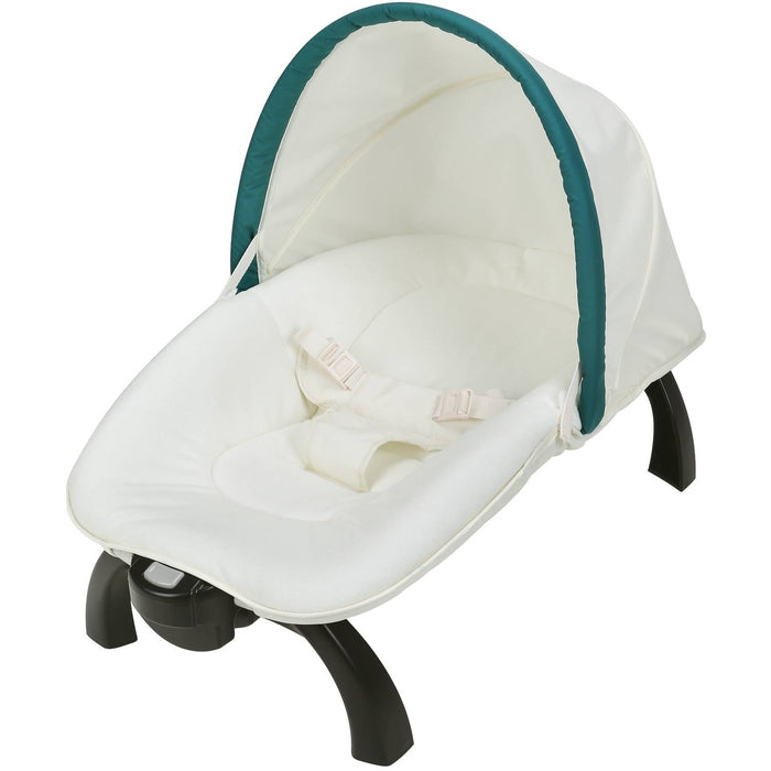 Graco Pack 'n Play Quick Connect Portable Napper with Bassinet, Darcie - Preggy Plus