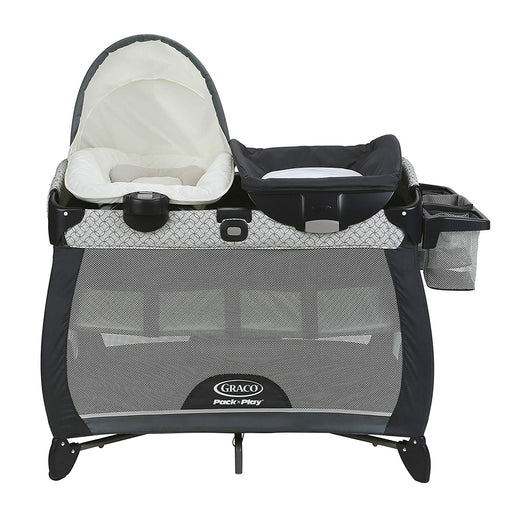 Graco Pack 'n Play® Quick Connect™ Portable Napper Deluxe Playard - McKinley - Preggy Plus
