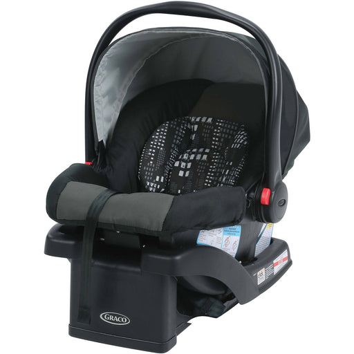 Graco Snug Ride Click Connect 30 Infant Car Seat, NYC - Preggy Plus