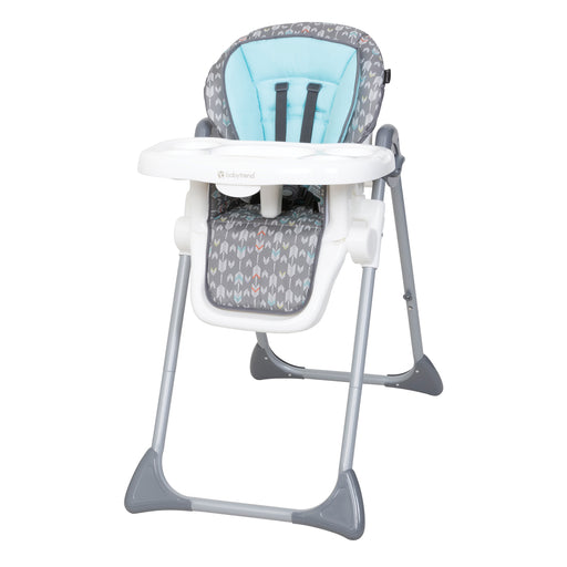 Baby Trend Sit Right High Chair, Straight 'N Arrow - Preggy Plus