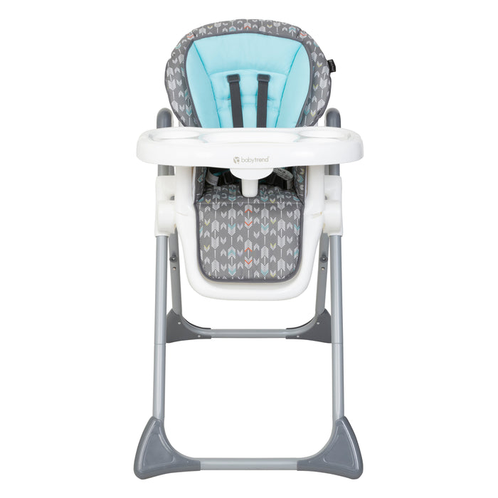 Baby Trend Sit Right High Chair, Straight 'N Arrow