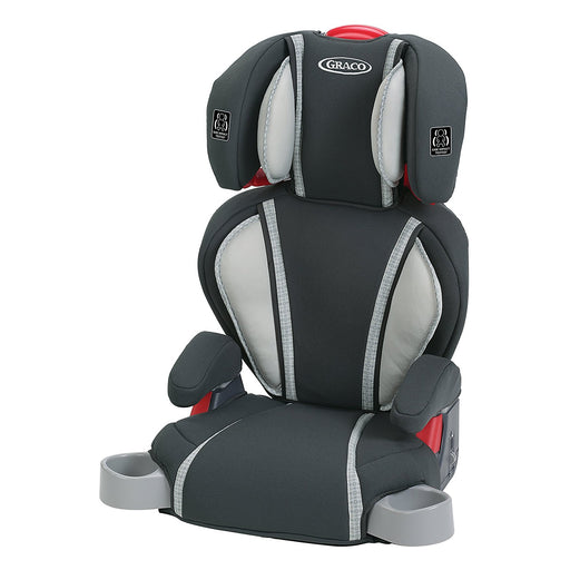 Graco Highback Turbo Booster Car Seat, Glacier - Preggy Plus