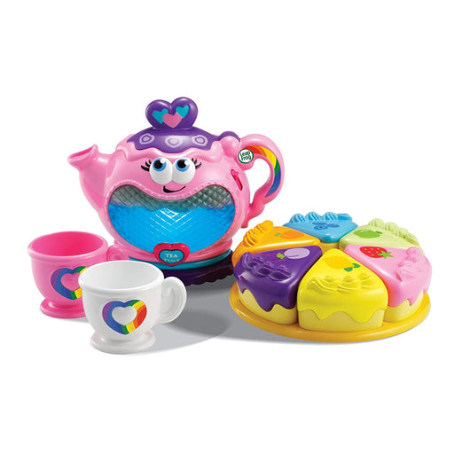 LeapFrog Musical Rainbow Tea Party - Preggy Plus