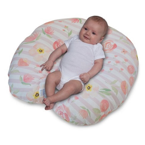 Boppy Newborn Lounger - Big Blooms - Preggy Plus