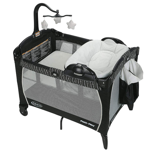 Graco Pack 'n Play Portable Napper & Changer Playard, Amari - Preggy Plus